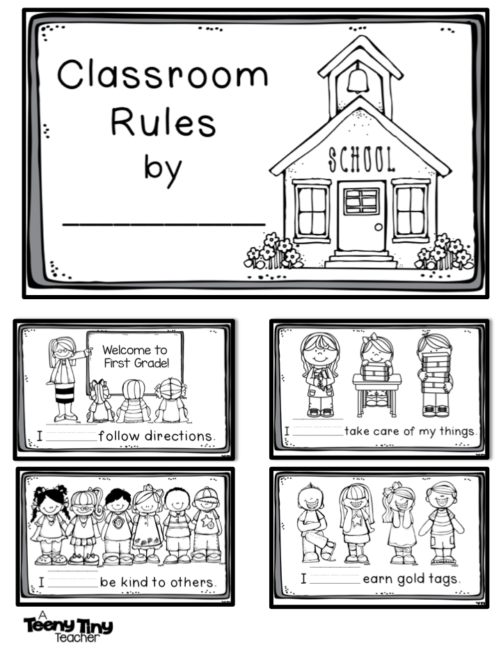 coloring pages rules - photo#1