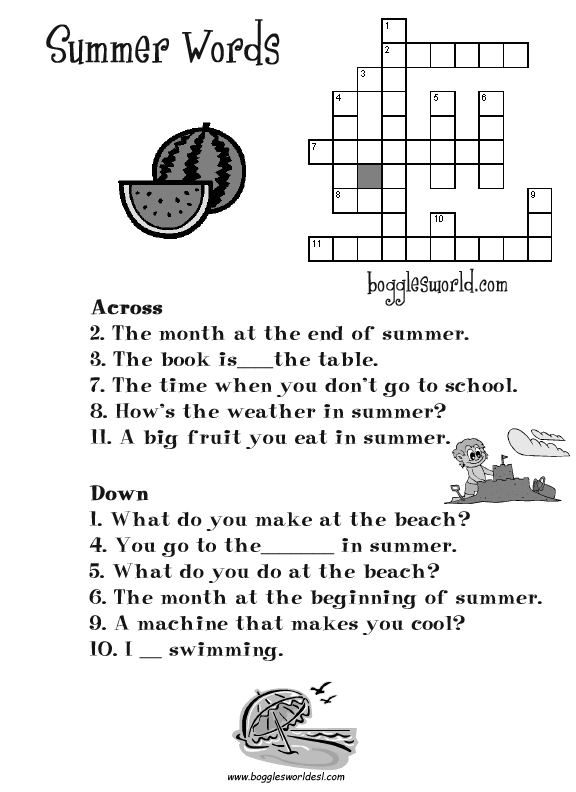 summercrossword