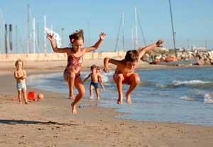 saltos-playa